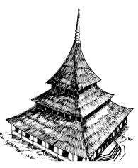 Rumah Adat Nan Unik Makmureffendi